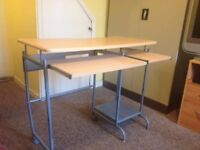 Desk for sale great for a computer 90W - 45 Dept