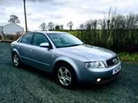 Part ex / swap - 2003 Audi A4 1.9 tdi 130 bhp - 116k miles
