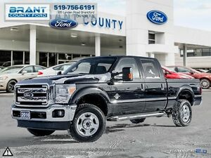 2016 Ford F-250 XLT - CLEAN CARPROOF!