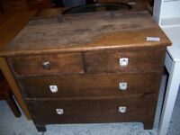Chest of drawers at Cambridge Re-Use (cambridge reuse)