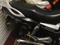 Lexmoto Arrow 125cc.