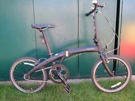 Folding Bike Dahon Uno