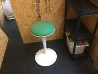 Ikea green stool