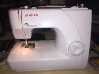Singer 1507 sewing machine. Good as new