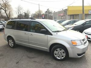 2008 Dodge Grand Caravan SE/CAPTAIN SEATS/LOADED/CLEAN