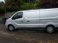 Renault Trafic Business LWB only 2k Mileage As New conditon,Family use only