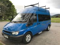 The world is your oyster! Absolutely perfect camper van reluctant sale due to emigration