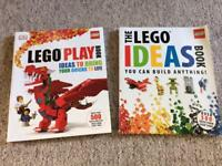 Lego play ideas book bundle