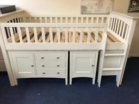 M&S Hastings Kids Sleep Station Bed