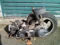jonway scooter 50cc 2014 engine