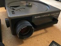 Vintage Kodak Carousel Projector