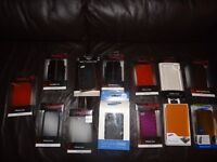 Brand new over a 1000!!!! unused iPhone 4&4S , Samsung Galaxy S and Samsung Galaxy Note covers.