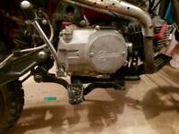 125cc stomp engine