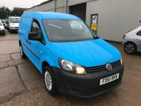 Volkswagen caddy MAXI c20 1.6 tdi, Stunning condition, Very high spec!!