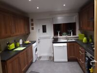 Walnut Kitchen for sale in good condition