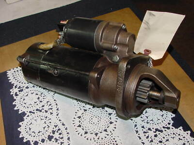 Perkins 2873k631 Starter Motor Assembly Re-manufactured Starter