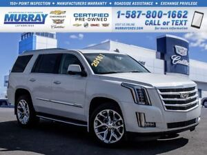 2016 Cadillac Escalade Luxury**Remote Start!  Leather!**