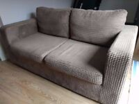 two identical sofa beds for sale in very good condition