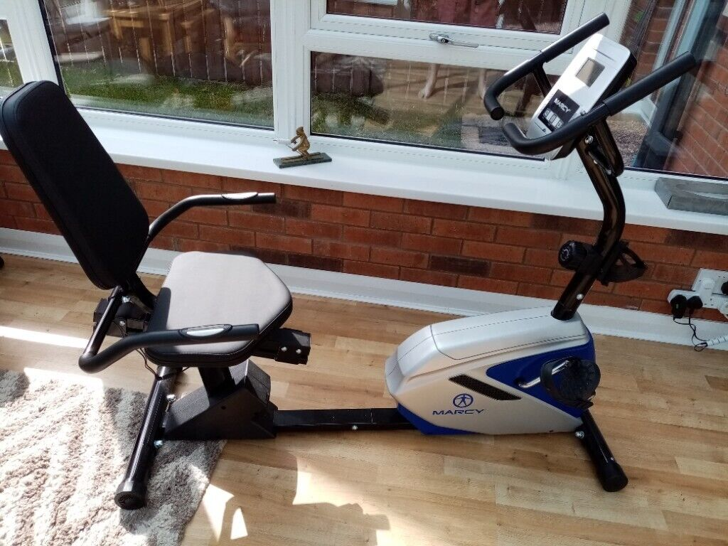 Marcy Recumbent Exercise Bike In Bangor County Down Gumtree