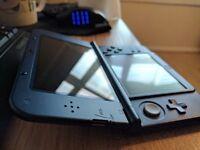 Metallic Blue New Nintendo 3DS XL