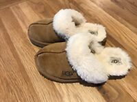 Ugg Slippers. Uk Size 2