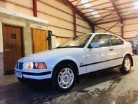 DRIFT CAR WELDED DIFF 2 BUCKET SEATS ALPHINE WHITE , 1998 CAR IS MINT