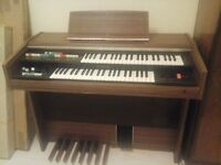 Yamaha electronic organ for sale