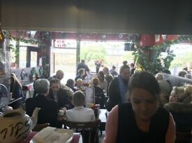 Very Busy Cafe Shop - Bistro - Restaurant Lease For Sale