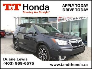 2015 Subaru Forester 2.0XT Touring *No Accidents, Heated Seats,