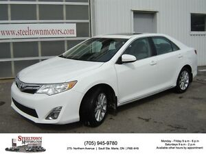2012 Toyota Camry XLE V6|Nav|H/Leather|R/Cam