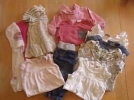 Baby girl clothes bundle spring summer 3-6 months