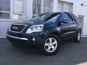 2008 GMC Acadia SLT AWD, LEATHER, SUNROOF