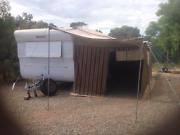 Franklin caravan Lewiston Mallala Area Preview