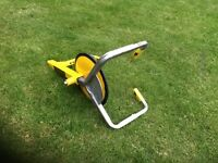 Bulldog Wheel Clamp suitable for caravan, car or trailer