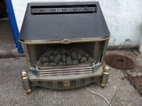 Baxi Bermuda VP gas fire and 552 back boiler