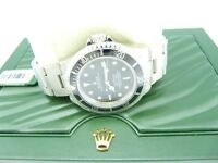 Rolex watch Wanted Anything considered Cash waiting