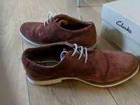 Clarks casual premium shoes