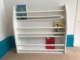 GLTC Gallery Bookshelf in White