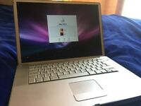 Apple Mac Powerbook G4 15''