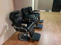 3 barber chair for sale