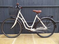 'SKEPPSHULT NATUR' DUTCH STYLE LADIES BIKE NOT A PASHLEY