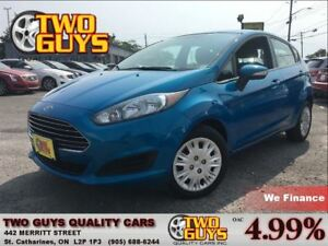 2014 Ford Fiesta SE 5 PASSENGER CRUISE CONTROL