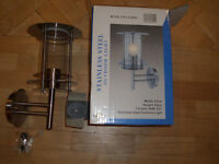 External Stainless Steel Light Fitting (New)