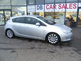 2010 10 VAUXHALL ASTRA 1.4 SE 5D 138 BHP **** GUARANTEED FINANCE **** PART EX WELCOME
