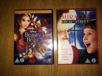 Disney's Beauty & the Beast and Miracle on 34th Street