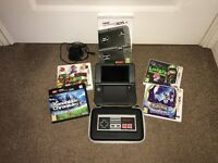 Nintendo 3ds XL (latest model) plus 4 top class games.