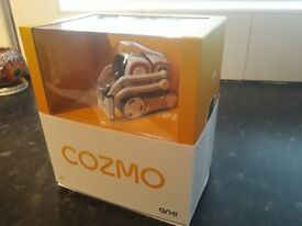 Anki Cozmo interactive robot, brand new in box