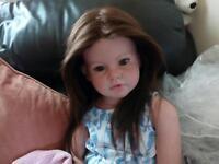 Reborn Child Doll Angelica Reva Schick