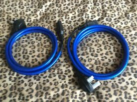 Chord Co. Super Screen mains cable