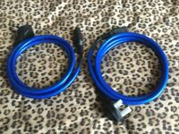 Chord Co. Super Screen mains cables